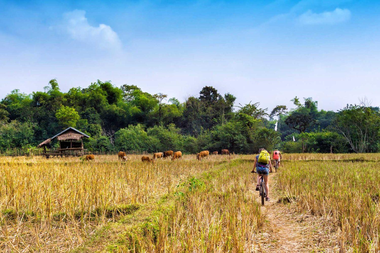 Burma cycling holiday - Myanmar bike tour